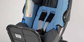 TEST: Romer Baby Safe Isofix