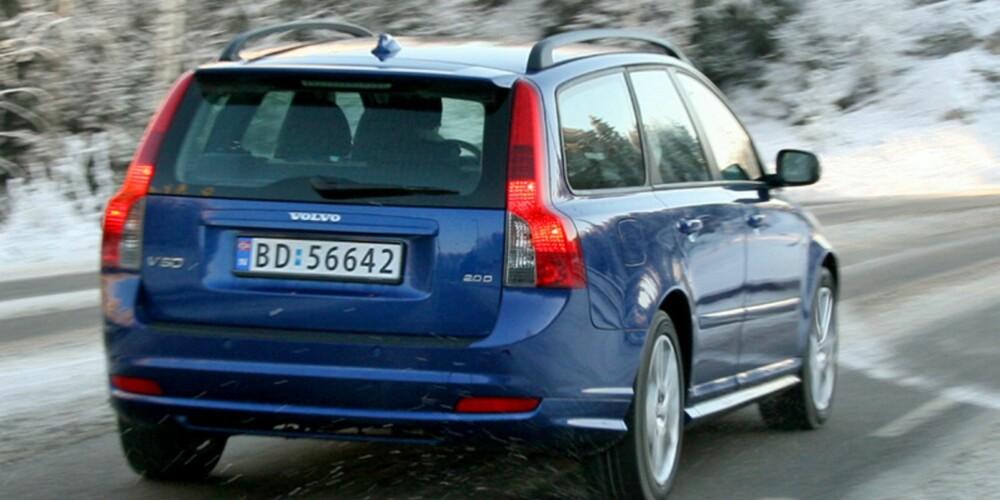 Volvo V50 bruktbil