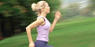 POPULÆRT: Har du konkurranselyst skal du klare å gjennomføre et bakkeløp etter åtte ukers trening.
