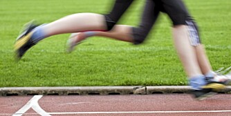 På med joggeskoene, det er løping som brenner mest fett.