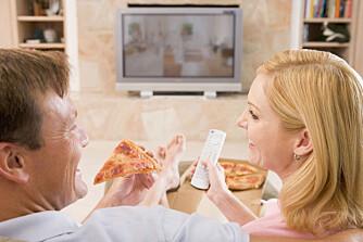 - Det er viktig å snakke sammen om hva dere spiser, og forsøke å få et fornuftig forhold både til sunn, men også mindre sunn mat, sier personlig trener Martin Norum.