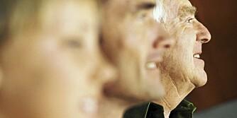RAMMES: Hovedgruppen som får prostatakreft er de over 60 år, og det er sjelden å få prostatakreft før man fyller 50.