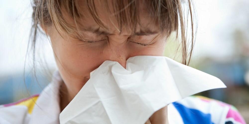FEIL MEDISIN: Er du forkjølet, er det ingen grunn til å sette i gang en antibiotikakur.