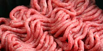 VELG RENT KJØTT: Spiser du bearbeidet kjøtt får du ofte mye annet med på kjøpet.