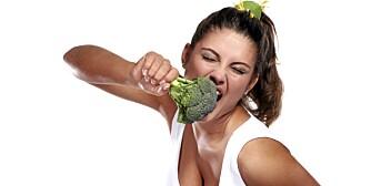 Grønnsaker er en viktig kilde til viktige vitaminer og mineraler