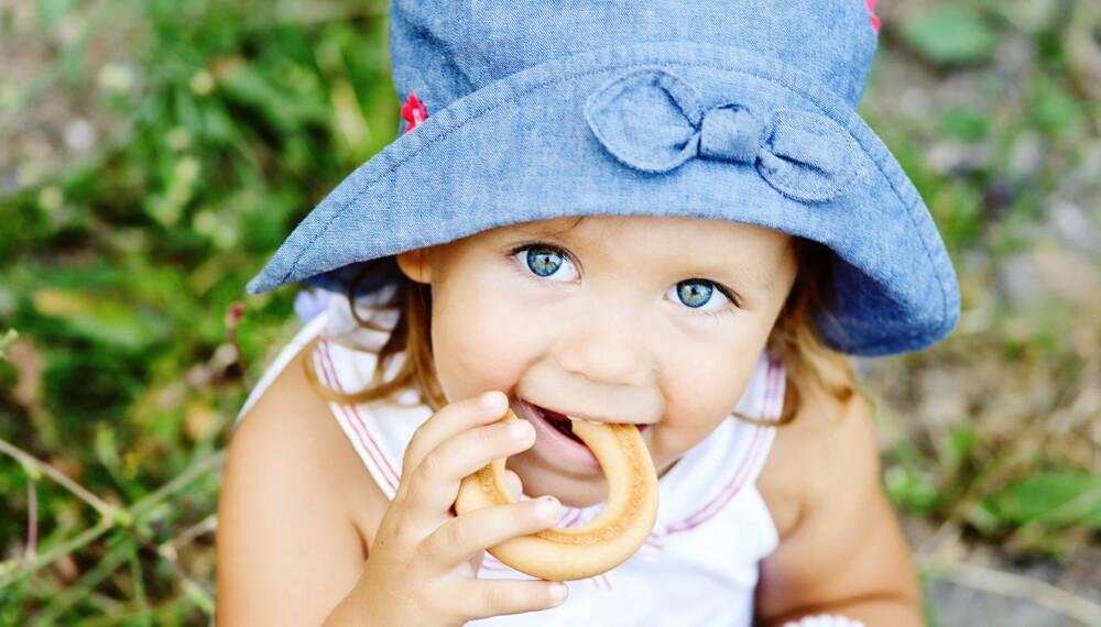 SPISEVANSKER: Det er normalt at barn er kresne eller småspiste i perioder, mener ekspertene.