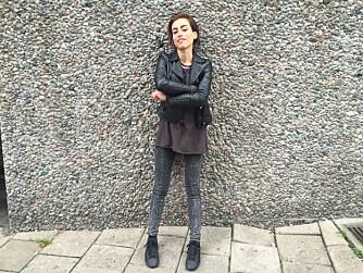 KROPPRPRESS: Linnéa Johansson vil ha slutt på kommentarer til naturlig tynne.
