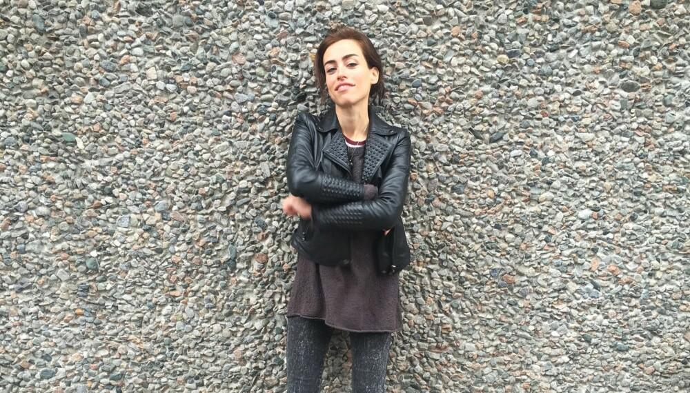 KROPPSPRESS: Linnéa Johansson vil ha slutt på kommentarer til naturlig tynne.
