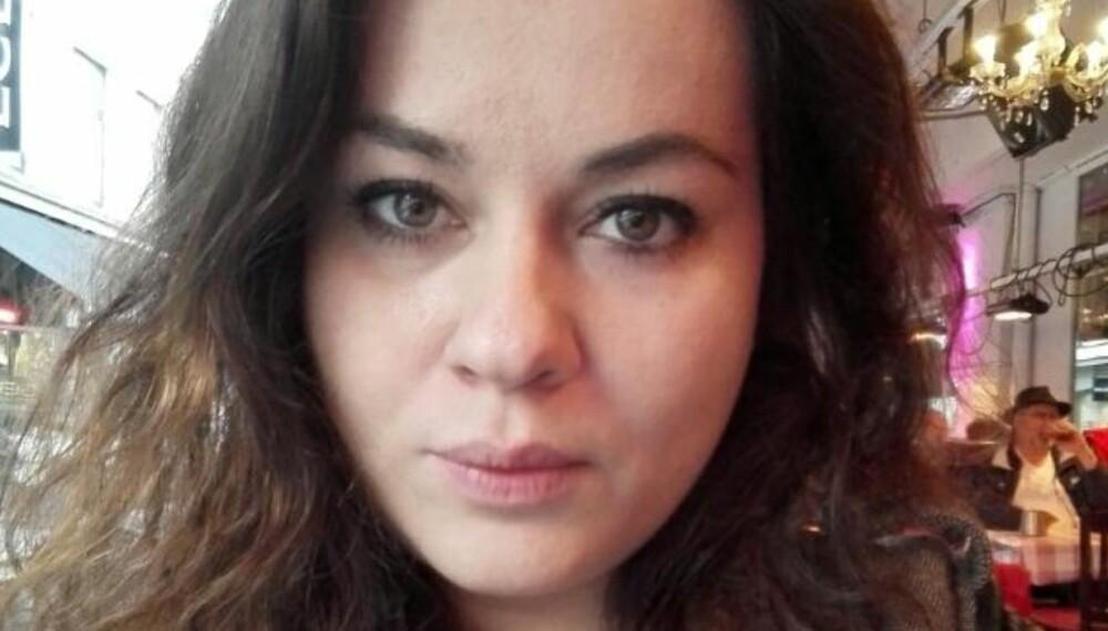 ANGSTANFALL: Blogger og skribent Suzanne Aabel er åpen om at hun har slitt med angst i flere år. -Fine folk kan mene mye godt og samtidig ikke evne å forstå hva det er de står ovenfor, forklarer hun.