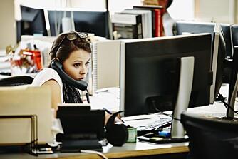 KRAV: Vet du hvor lang pause du har krav på i løpet av arbeidsdagen?