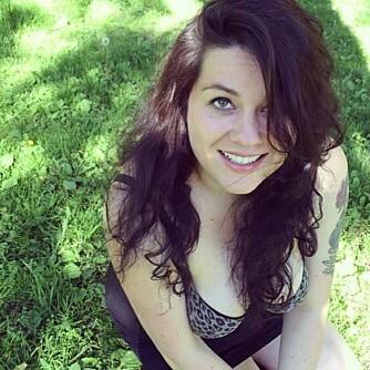 INGEN KOMMENTAR: Suzanne Aabel trenger ikke høre hva du synes om kroppen hennes.