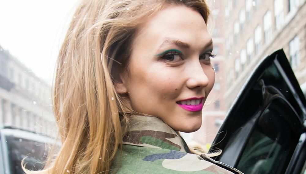 KODEKURS FOR JENTER: Karlie Kloss er modell, og får ofte oppmerksomhet for klesstilen og kjendisvennene sine. Men ikke alle vet at hun også digger programmering.