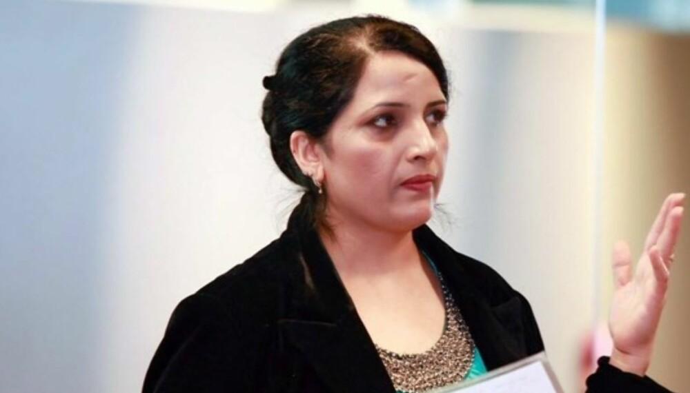 TOK GREP: Nasreen Begum visste ingenting om frivillighet da hun kom til Norge for 20 år siden. Nå har hun startet en mødrebevegelse blant minoriteskvinnene i bydelen sin.