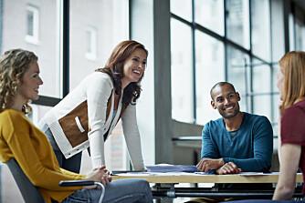 LEDER: En god leder har menneskekunnskap og selvinnsikt. Og dessuten evne til å fortelle historier som skaper bilder slik at alle de ansatte vet hvilken retning bedriften skal.