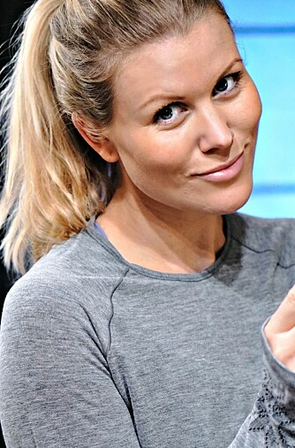 BLOGGER: Karoline Johannesen Nordbø blogger på www.alakaroline.no. Hun vil ikke bidra til sunnhetspress.