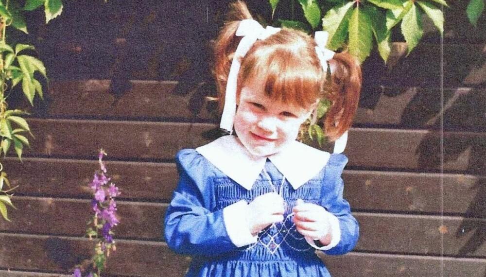 HUSKER LITE: Helene vet ikke hvorfor hun har slitt med selvmordstanker store deler av livet. Hun husker lite av barndommen.