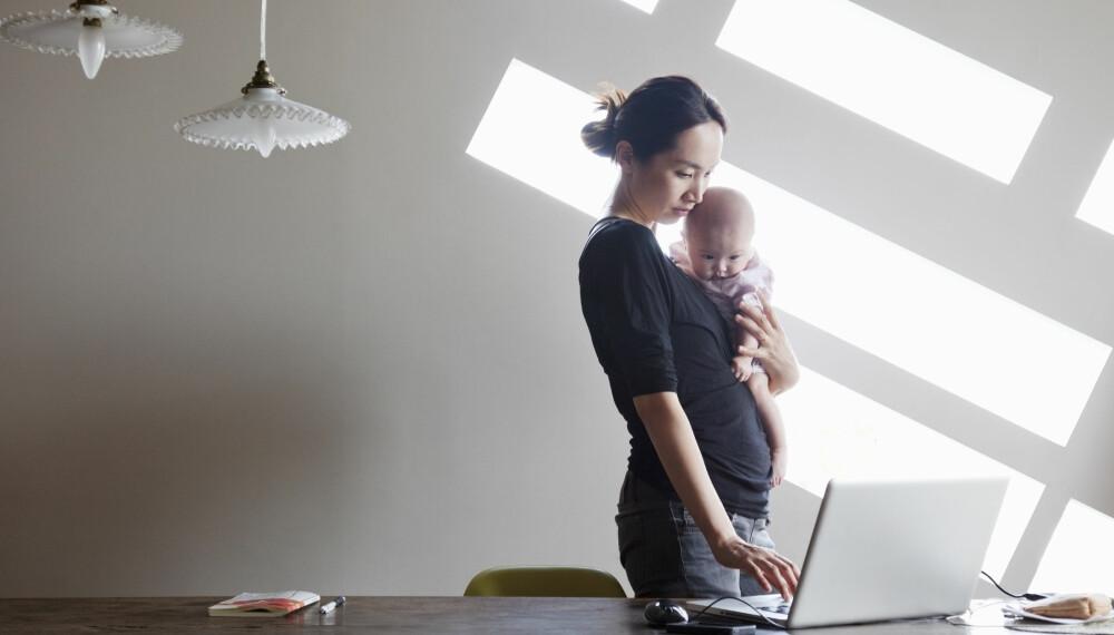 """IKKE BEDRE FØR: Ida Landberg påpeker at det er historisk ukorrekt å hevde at dagens foreldre bruker lite tid på barna sine i forhold til """"i gamle dager""""."""