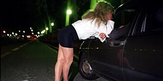 GATEPROSTITUSJON: Rachel Moran var bare 15 år da hun begynte som prostituert.