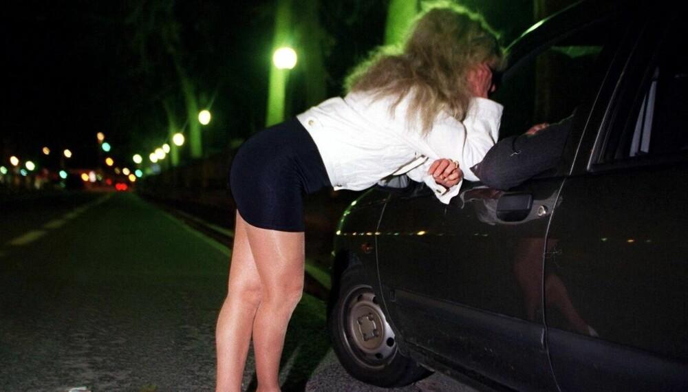 GATEPROSTITUSJON: Rachel Moran var bare 15 år da hun begynte som prostituert på gata i Dublin.