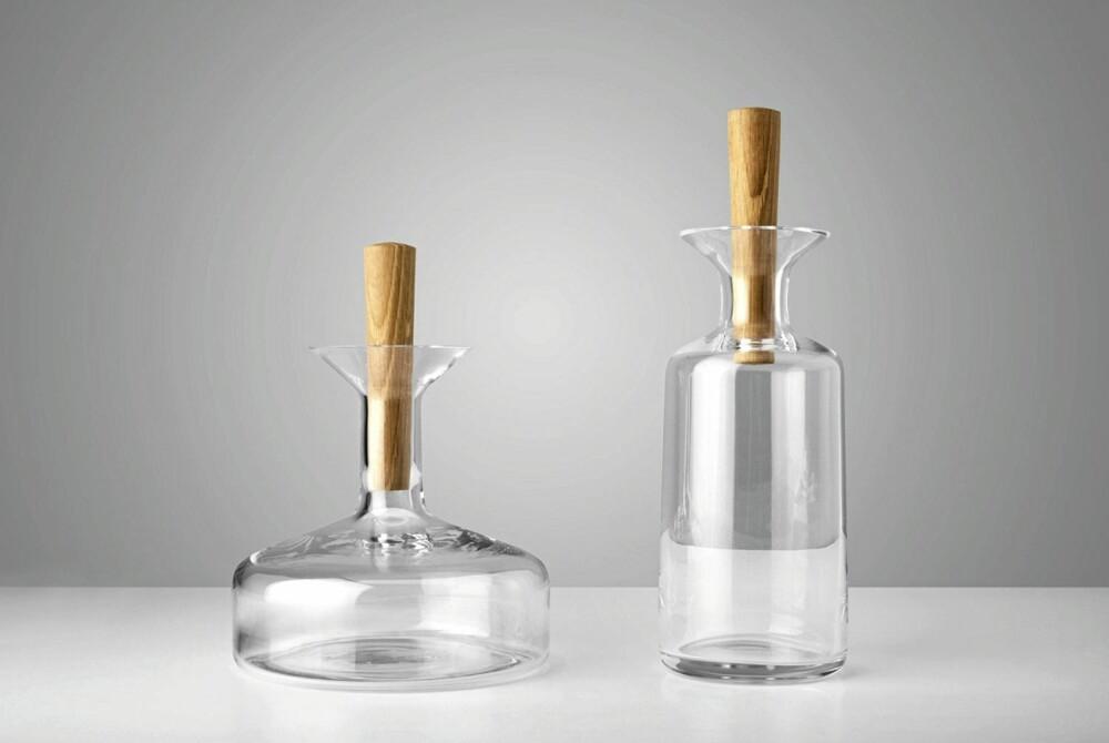 RENE LINJER: Vin- og vannkraffel.