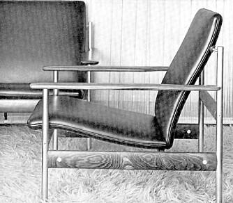 KLASSIKER: Sven Ivar Dysthes 1001-stol fra 1959.