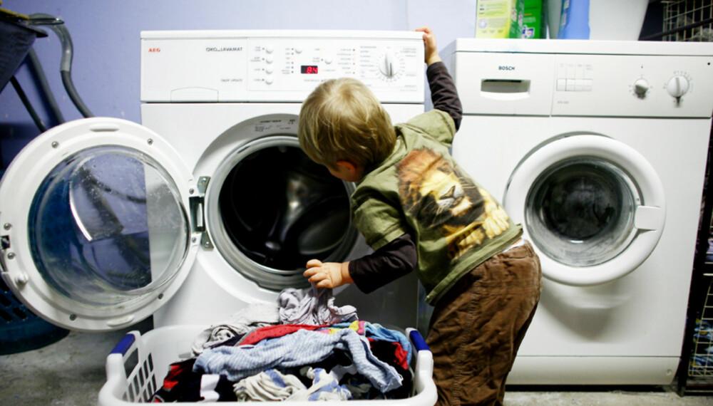 REKLAMASJON: Du kan klage på feil ved kjøleskapet ditt i inntil 5 år. Mange tror det bare er to.