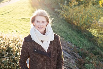 SOSIOLOG: Lena Wiik Olsen skrev masteroppgave om kvinnelige ingeniørstudenter. Hun kom frem til at kvinnene tok avstand fra andre kvinner og egen femininitet, som en strategi for å passe inn i miljøet og bli tatt seriøst.
