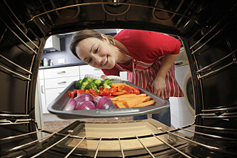 KJØKKENET: «Er ikke kvinner født til å like å stå på kjøkkenet?»