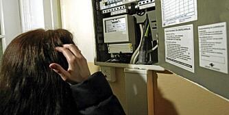 FORTVILER OVER STRØMPRISER: Energiselskapet Vitel, som måtte stoppe virksomheten i vinter, sender nå ut sluttfakturaer med strømpriser som får kundene til å fortvile.
