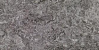LINOLEUM: Linoleumsflisene Marmoleum Click, her i volcanic ash, kan settes sammen i ulike farger og mønstre, ca. kr 398, Forbo.