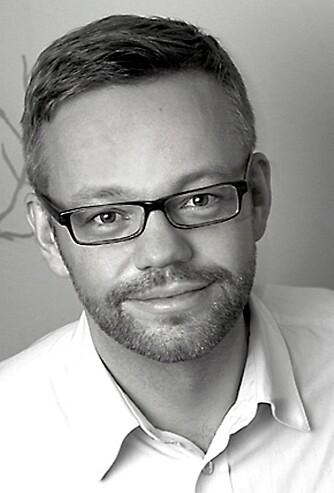 EKSPERTEN: Trond Ramsøskar er blant annet kjent som Bonytts interiørekspert.