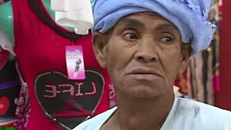 LEVER SOM MANN: Sisa Abau Dauh El-Nemr har ikke noe ønske om å gå tilbake til å leve som kvinne.