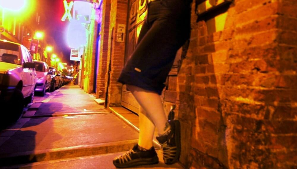 GATEPROSTITUSJON: Pro-senteret mener rettsikkerheten til de prostituerte ikke er blitt bedre etter innføringen av sex-kjøpsloven.