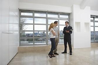 MANGE FORDELER: Det er mange fordeler ved å kjøpe boligen brukt. Du får mer for pengene, markedet er større og du flytter gjerne til et etablert nabolag.