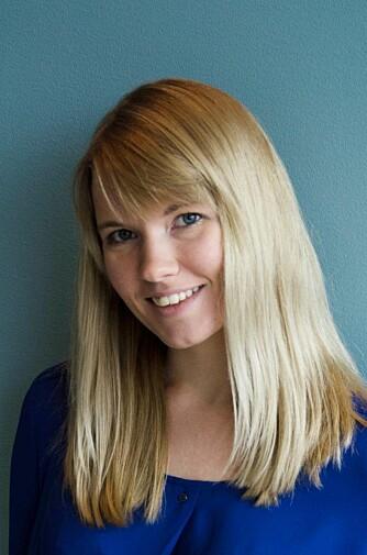 VAR GRAVID: Karoline Klever var gravid i fjerde måned da hun ble kalt inn til jobbintervju i Microsoft Norge.
