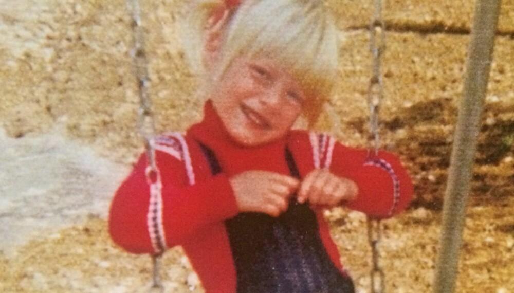VOLDTATT: Annett var seks år og en glad jente. Så skjedde det utenkelige.