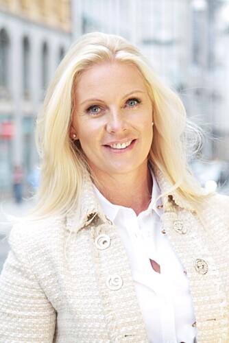 GOD NOK: Det er en grunn til at du har jobben du har, minner Trine Lise Jagge om. FOTO: Gro Storteig.