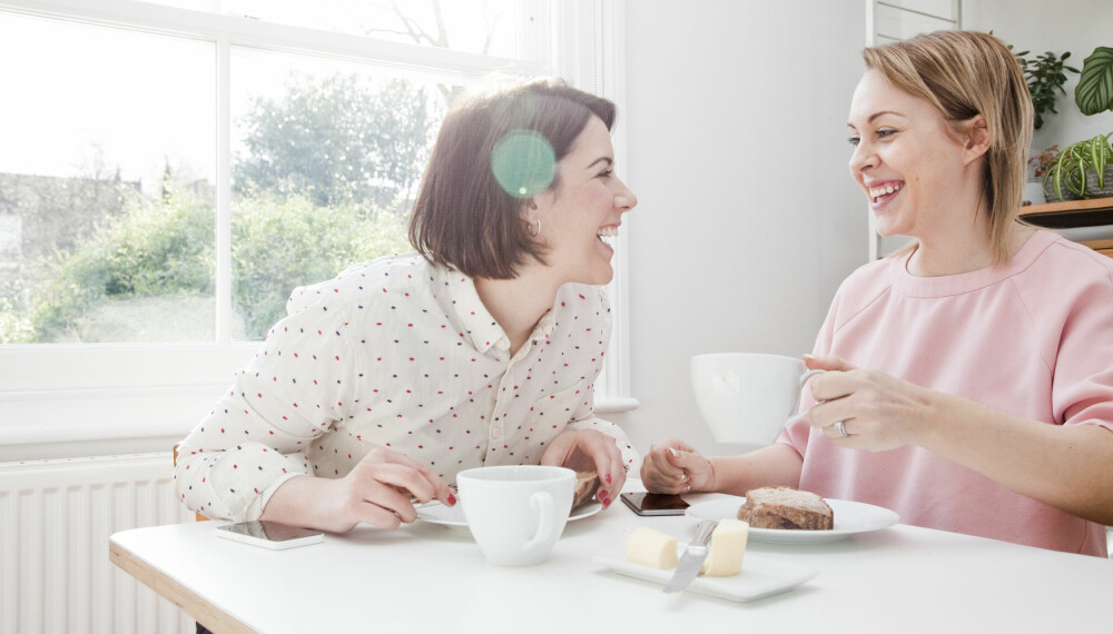 De gode vennskapene har helsebringende effekter ved at du får støtte, det aktiviserer deg og får deg ut av dårlige tenkebobler.