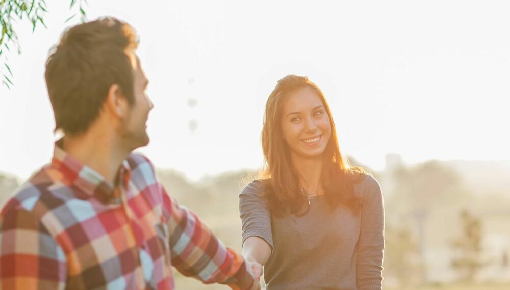 FUNGERER BRA: Du kan gjerne være fundamentalt forskjellig fra partneren din, så lenge dere deler menneskesyn og er i stand til å sette dere inn i andres følelser.