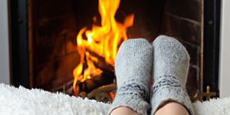 PEISKOS: Det nærmer seg høytid for husbranner. Hvor flink er du til å tenke over mulige brannfarer i hjemmet?