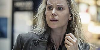 VIKTIG: Saga Norén er ny type kvinnelige detektivhelt. Hun er ikke seksualisert, i motsetning til de kvinnelige detektivheltene i amerikanske filmer.