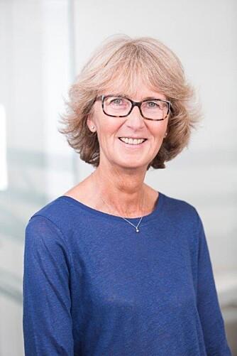 MARIANNE GRAN JURIKS: Direktør for arbeidsliv og juss i Tekna.
