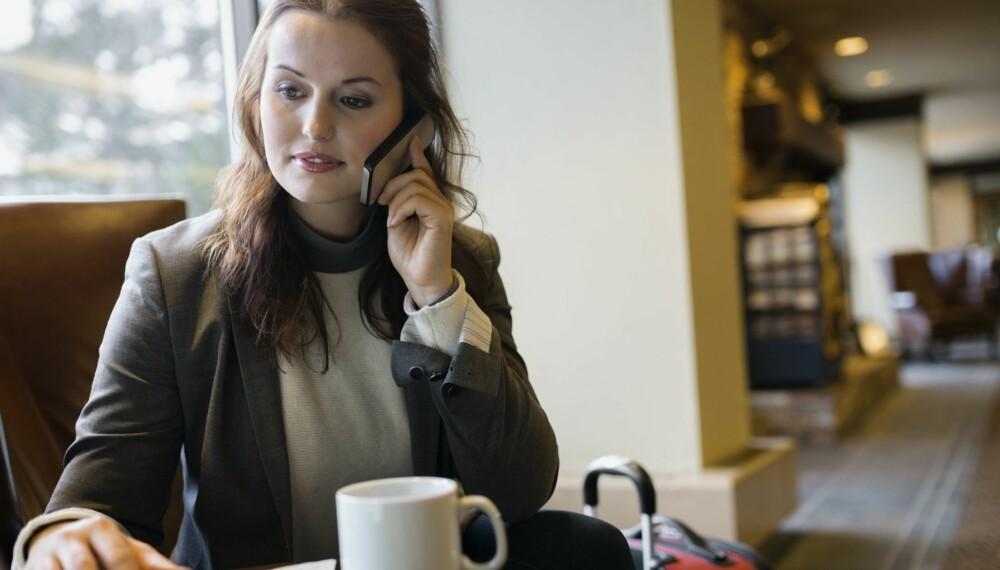 MAS: Noen telefoner kan det være viktig å ta på fritiden, men det finnes mye du kan gjøre for å unngå at jobben spiser opp tiden din.