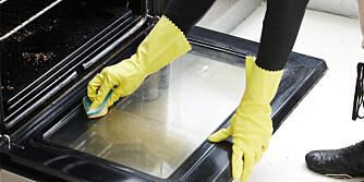 EKSPERTRÅD: Her er rådene som får kjøkkenet rent i en fei.