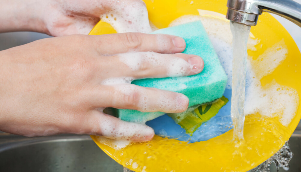 b993a79e Noen av disse feilene gjør du garantert når det gjelder oppvasken.