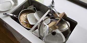 HOLD DET RENT: Det er mange oppvaskfeller å gå i. Unngå disse tabbene.