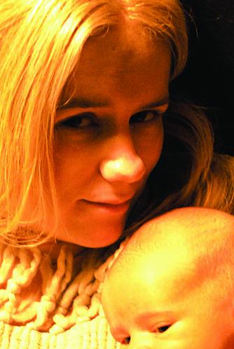 MONSTER I SENGA: Hos Tonje (37) er det ikke et monster under senga.