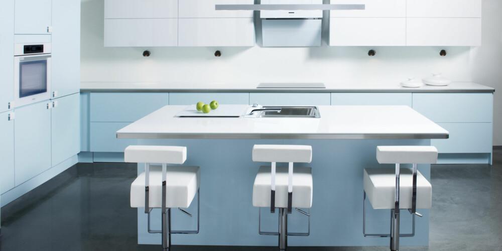 ULIKE BEHOV: Når du skal planlegge et kjøkken, er det viktigste at det skal fungere godt og dekke behovene dine.