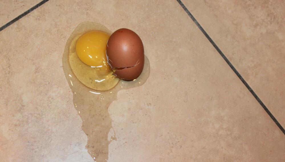 22f6c0b1 DROPP EDDIKEN: Det er mye du kan vaske med eddik, men ikke prøv å