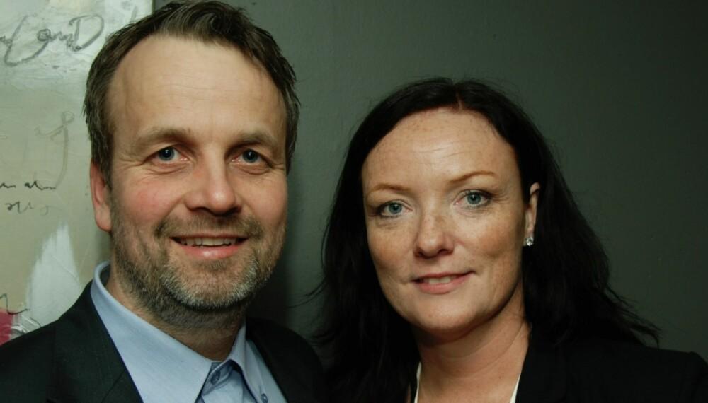 VANSKELIG TID: Ekteparet Bjørkå Flatlin har levd med en suicidal datter i mange år. Nå har de endelig kommet ut av den mørkeste perioden.